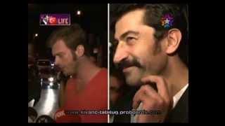 Kıvanç Tatlıtuğ & Kenan İmirzalıoğlu in Super Starlife - May 19, 2013