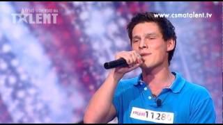 Pavel Callta   Česko Slovensko má talent 2011