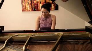 Esther Shin Chuang plays Rachmaninoff Prelude C# Minor, Op. 3 No. 2