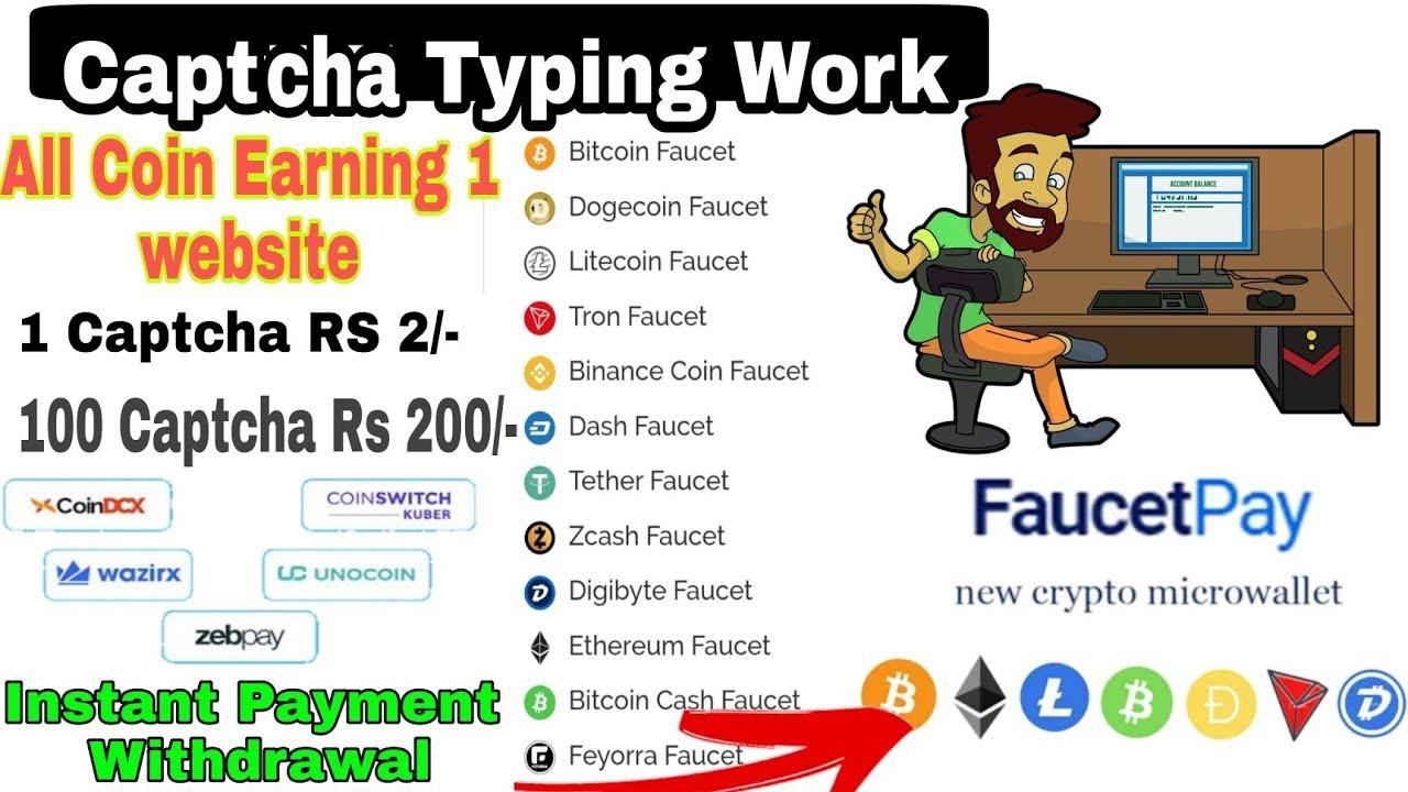 bitcoin captcha work)