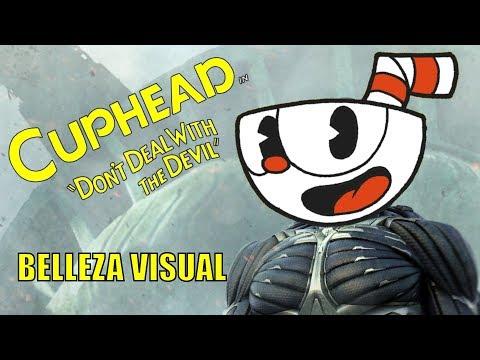 Cuphead es muy BONITO