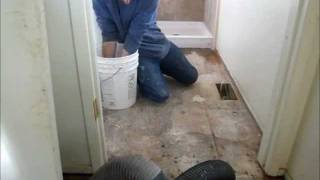 How To Install Ceramic Tile Part 1: Subfloor Prep & Cement Board Installation
