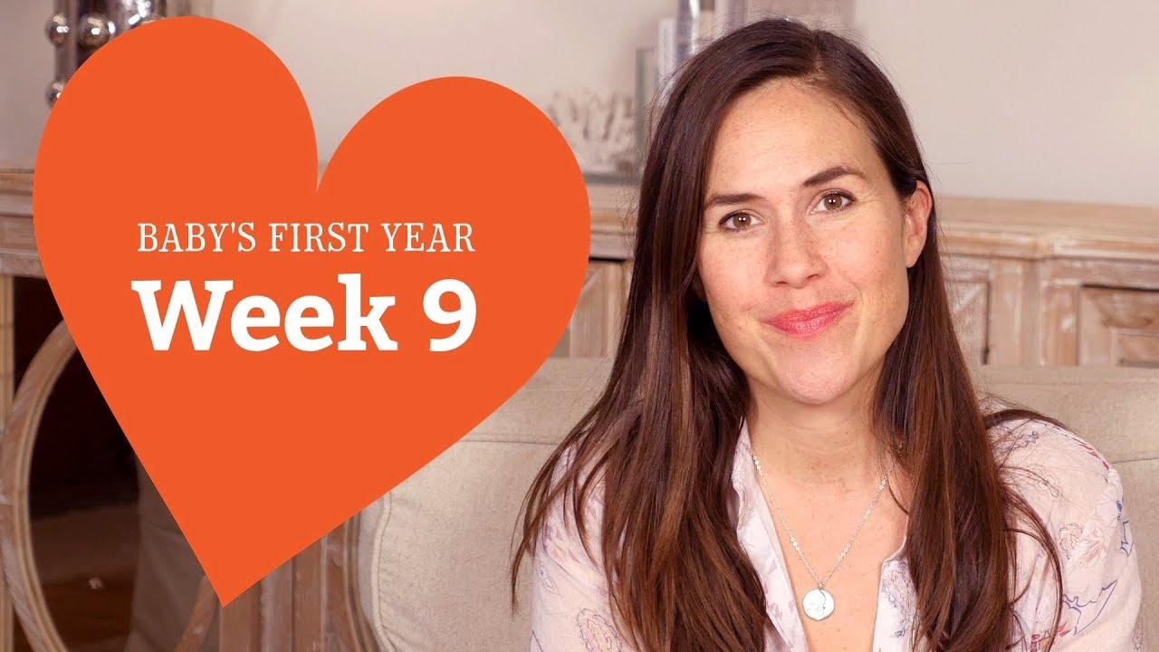Download 9 Week Old Baby - Your Baby's Development, Week by Week