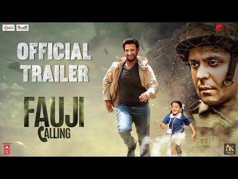 Fauji Calling Trailer | Sharman Joshi | Ranjha Vikram Singh | Bidita Bag | Mughda | Aaryan | 12 Mar
