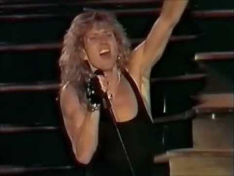 Whitesnake  Fool For Your Loving  Monsters of Rock 1990