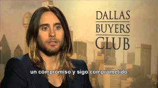 Dallas Buyers Club Entrevista a Jared Leto