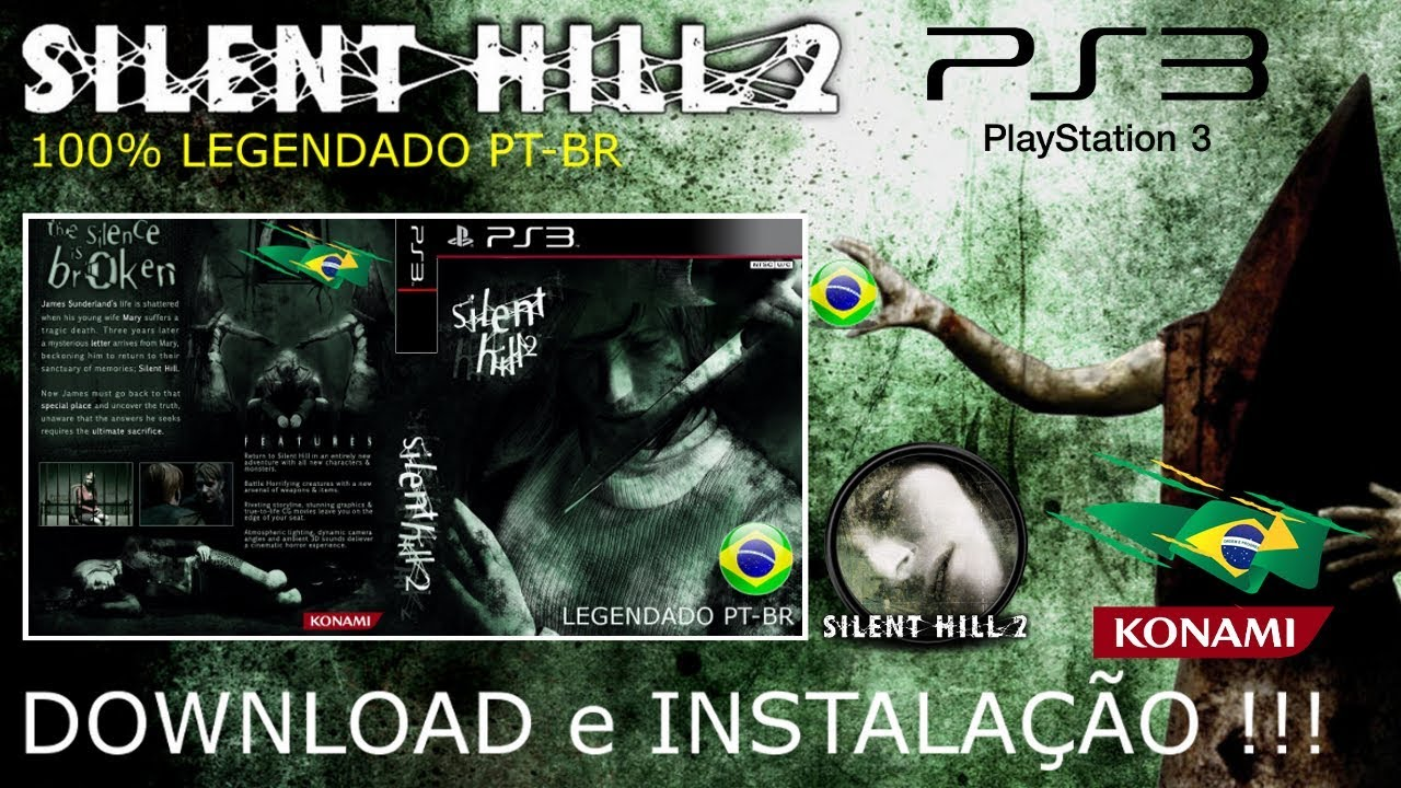 torrent silent hill 2 ps2