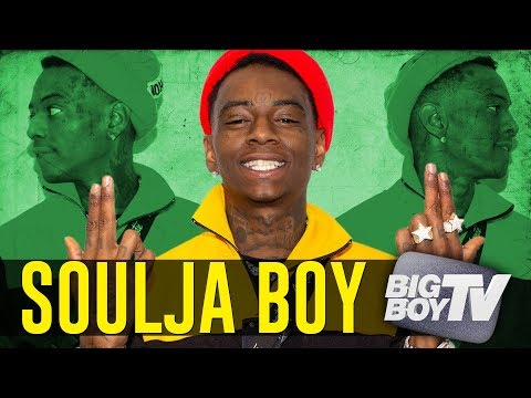 Soulja Boy on Drake, Tyga, 6ix9ine, Migos, Meek Mill & A Lot More!