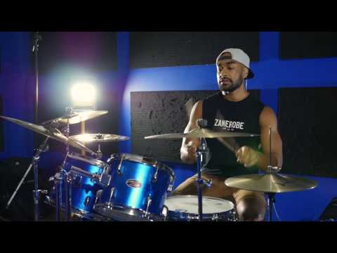 Gone - Afrojack feat Ty Dolla Sign (Drum Cover)