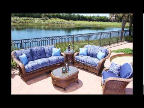 white wicker patio furniture Wicker Patio Furniture | Resin Wicker Patio Furniture
