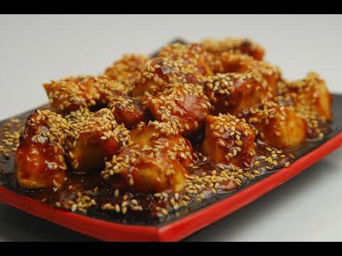 Sesame Chicken | Cooksmart | Sanjeev Kapoor Khazana