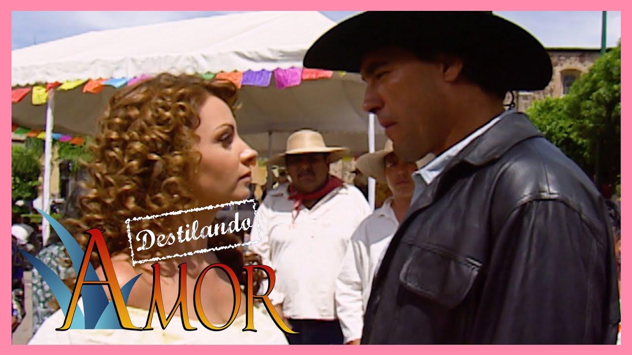 Destilando amor: ¡Gaviota y Rodrigo se enfrentan en la