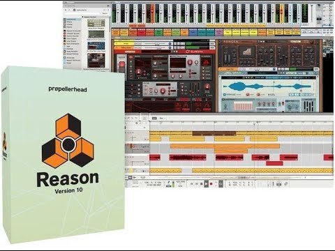 Propellerhead Reason - Free Download (Cracked!!!)
