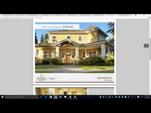Florida Network Realty Marketing Concierge Training Video