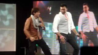 Mutz And Shah Rukh Khan Do Marjani Dance @ Zee Carnival 2009