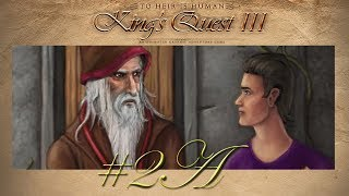 SPELLING BEE!: King's Quest 3 Part 2A