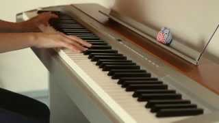 How To Train Your Dragon 2 / Jónsi Where No One Goes Piano Cover