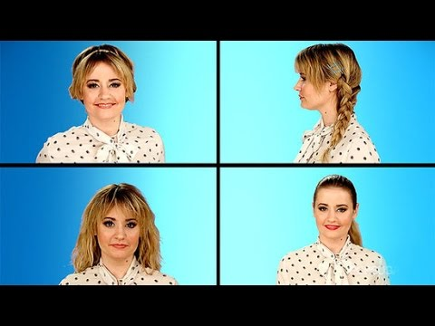 4 Easy Hairstyles To Hide That Oily Scalp Youtube
