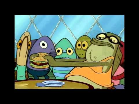 hqdefault youtube poop spongebob forgets the pickles youtube