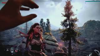 Horizon Zero Dawn PS4 Pro : TCL Roku TV 55p605 HDR Calibration