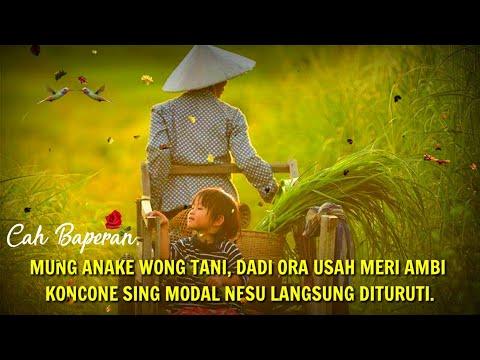 "Story Wa Terbaru 2019 "" Kata Kata Bijak Jawa ""😢"