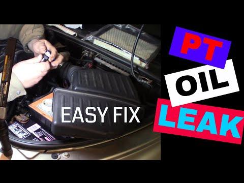 Common Chrysler PT Cruiser Oil Leak with a Simple DIY Fix