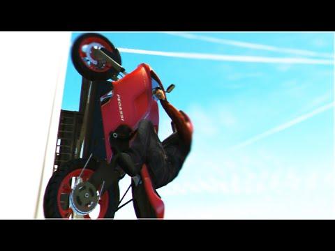 GTA V Operation VINEWOOD | Stunt Montage