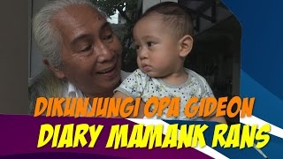 DIKUNJUNGI OPA GIDEON - Diary Mamank Rans