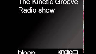Florian Meindl DJ-Mix Kinetic Groove Podcast May 2014
