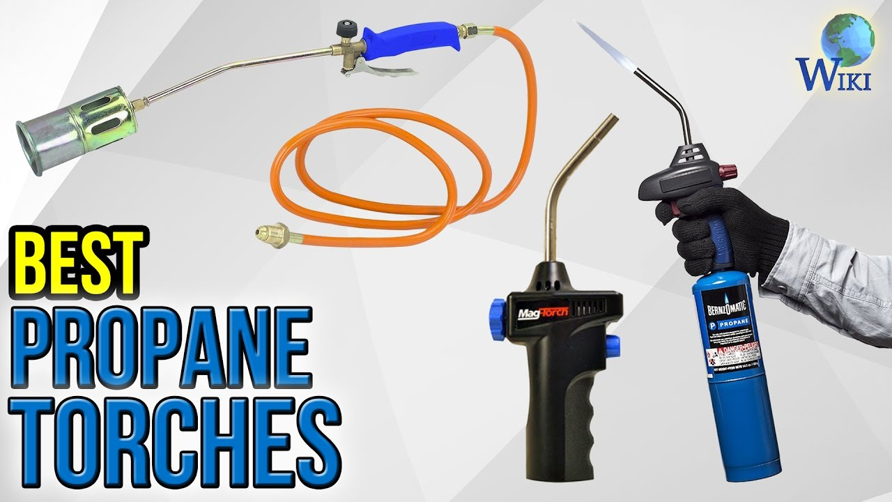 The 5 Best Propane Torches [Ranked] | Product Reviews and