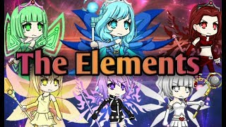 The Elements ~ Part 1 ~ Gacha Studio Mini Movie ~ RadiojhRaven