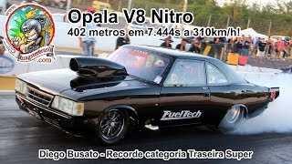 opala v8 nitro 0 a 310km h em 7 444 segundos diego busato categoria ts