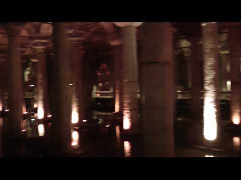 The Basilica Cistern, Istanbul Turkey