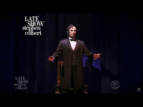 Download Youtube: Abraham Lincoln Doesn't Want Trump In The Hall Of Presidents
