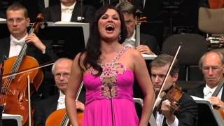 Je marche sur tous les chemins (Manon) - Anna Netrebko (subs: EN, Croatian)