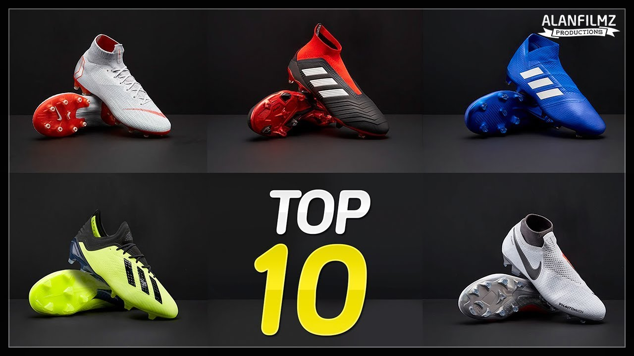 innovative design 768a7 a1167 TOP 10 Best Football Boots on Market this Summer Ft. Nike, Adidas, Puma and  more