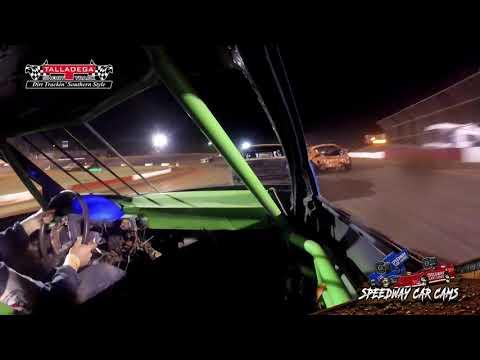 #13 James MCavoy JR - HotShots - 4-27-19 Talladega Short Track - In Car Camera 62 views