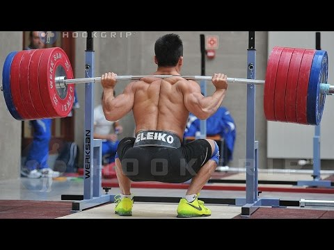 Lu Xiaojun – Olympic Weightlifting Motivation