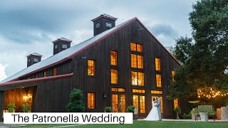 DJ GIG LOG! The Patronella Wedding at The Carriage House Weddings