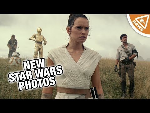 All the Episode 9 Details Revealed in the Vanity Fair Star Wars Shoot! (Nerdist News w/ Amy Vorphal)