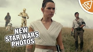 All the Episode 9 Details Revealed in the Vanity Fair Star Wars Shoot! (Nerdist News w/ Amy Vorphal)