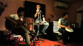 Vẫn nhớ (Jimmy Nguyễn) -Acoustic guitar live at Giang coffee
