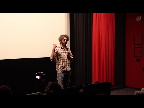 Film Prize Presentation and Performance by Ahmad Saleh director of the short animation AYNY