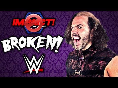 """GFW """"Broken"""" Trademark Refused - Broken Matt Hardy & Brother Nero in WWE?"""
