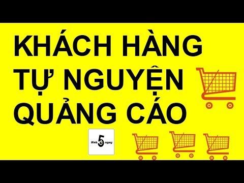 Làm Sao Để Khách Hàng Tự Nguyện Quảng Cáo Sản Phẩm Của Bạn? - Kinh Doanh Online #19
