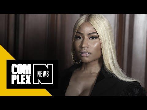 Nicki Minaj Talks Cardi Issue, Meek Mill's Judge, and 2 New Songs