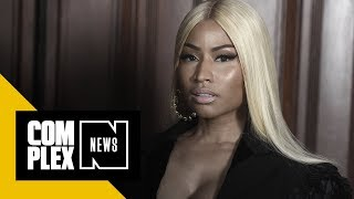 Nicki Minaj Talks Cardi Issue, Meek Mill's Judge, and 2 New Songs