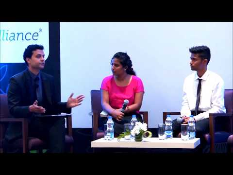Dreams Can Come True - Ravi Hutheesing interviews graduates from Shanti Bhavan Children's Project