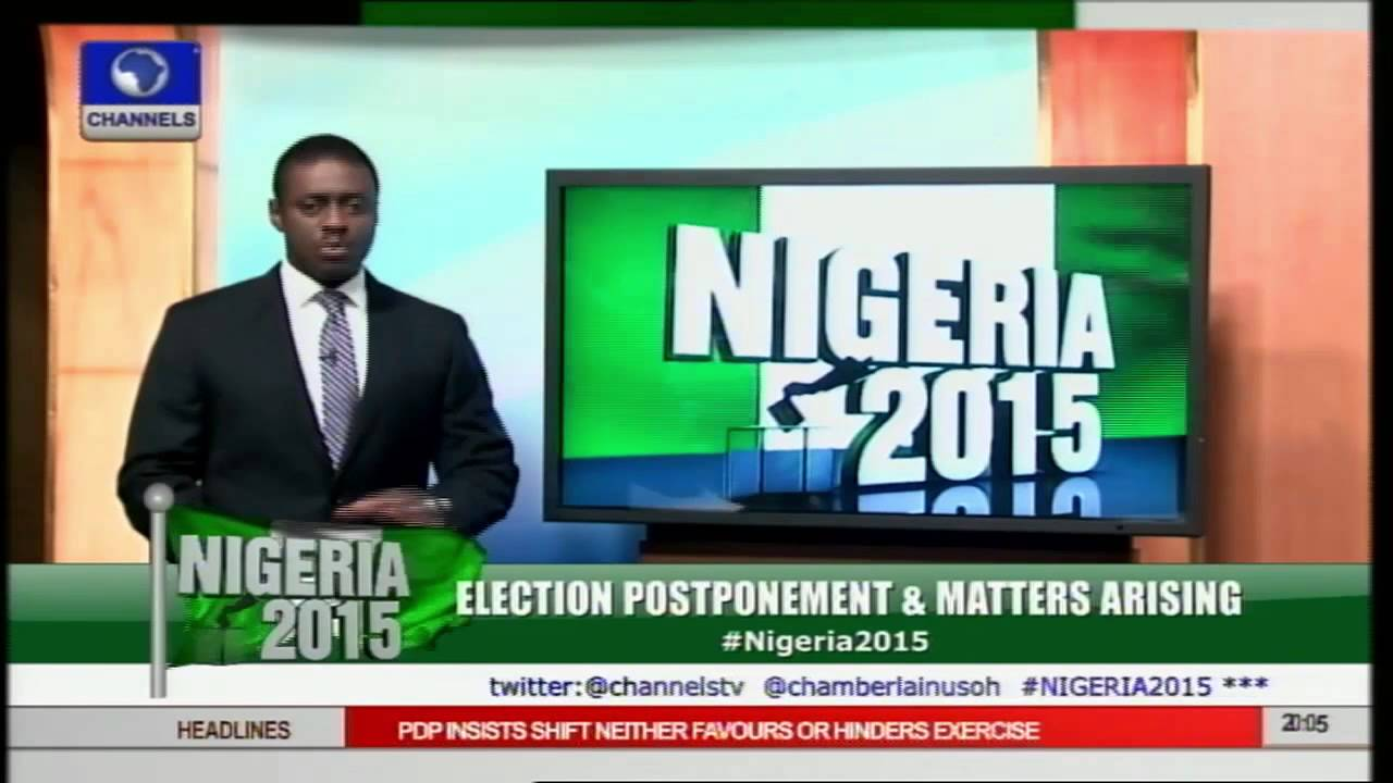 Nigeria 2015 Looks At Matters Arising From Election ...