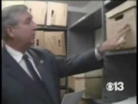 Los Angeles Evidence Vault of Notorious Crimes - Manson Case